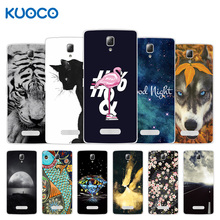 Buy Back Cover Soft TPU Case Lenovo A2010 2010 Tiger Design Slim Thin Silicone Phone Cases Lenovo A2010-a /A 2010 for $1.48 in AliExpress store