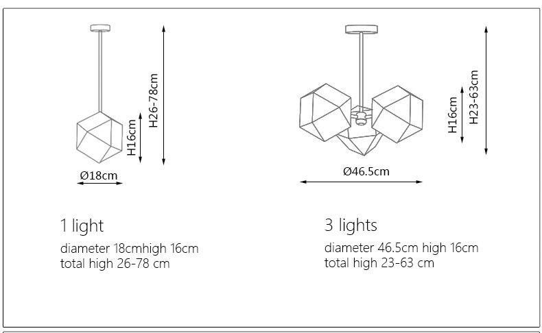 Ditoon DNA Led Pendant Light (16)