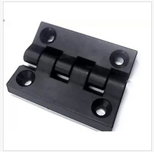 10PCS/set 100 * 80mm the nylon plastic hinge toilet door hinge aluminum hinge free shipping(China)