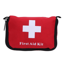 Emergency Survival Mini Family First Aid Kit Bag Sport Travel Sports Camping Home Medical Emergency Survival First Aid Tool Kit