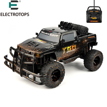 Original RC Car 1/10 Remote Control RTR Monster Truck RC Off-road Mud Car RC Vehicles