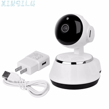 Hot Selling! New 720P PTZ easy to install p2p indoor WiFi Wireless IP camera with APP for baby Best Price Top Quality Mar2