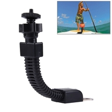 1/4'' Screw For Nikon Sony Flexible Camera Extension Mount For Gopro Hero 4 Xiaomi yi Go Pro Accessories Bike Motorcycle Holder