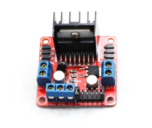 1PCS New Dual H Bridge DC Stepper Motor Drive Controller Board Module L298N for Arduino