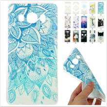Cartoon Lemon Bike Tree painted Rubber Back Cover Silicon Gel Soft TPU mobile phone case For Samsung Galaxy J5 2016 J510 J510F