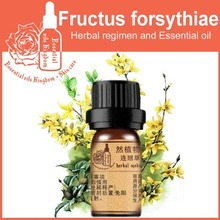 100% pure plant Herbal medicine oil Weeping Forsythia herbal oil 5ml Essential oil Fructus forsythiae Forsythia suspensa