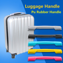 Replacement luggage handle parts,Repair Telescopic Suitcase handles Hardware Accessories Trolley Suitcase Handle Grip(China)
