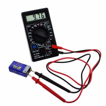 DT-830B LCD Digital Multimeter AC/DC Voltmeter Volt Ohm Tester Meter for schools factories families amateur lover Multimeter