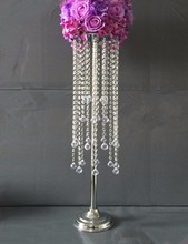 Top rated Crystal Wedding Centerpiece / Table Centerpiece 80CM Tall 20CM Diameter, Wedding Decor road leads