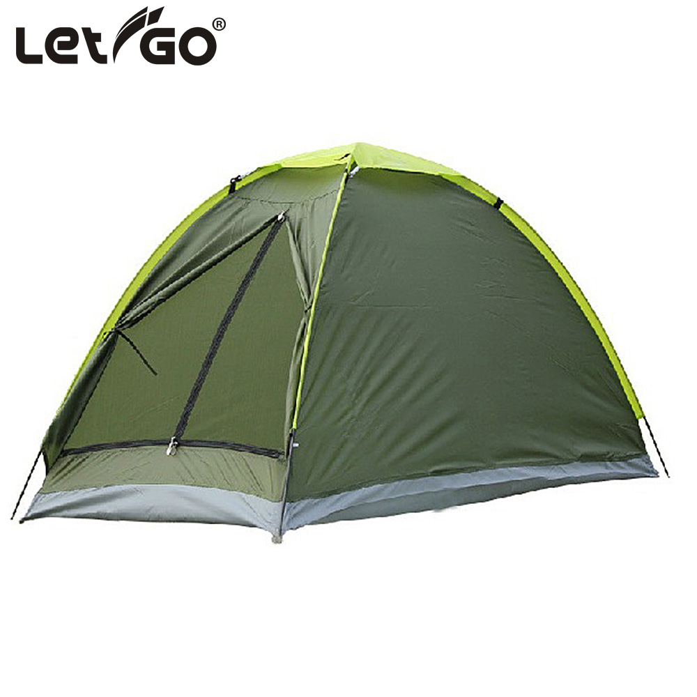 Portable 2 Person Rainproof Outdoor Camping Tent for Hiking Trekking Backpacking Fishing Tents Spring Summer <br>