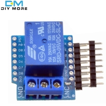 ESP8266 Relay Shield V2 WeMos D1 Mini ESP8266 Development Board For WeMos D1 Mini Relay Module For Arduino ESP8266