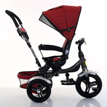 Children tricycle baby bike baby trolley
