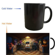 five nights at freddys cat mug magic mugs coffee mug heat reveal Heat sensitive mugs changing color wine