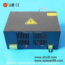 High quality 60w Co2 Laser Power Supply for 70w 60w 50w 40w Co2 Laser Tube(China)