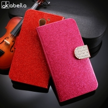 Flip PU Leather Cell Phone Cases For ZTE Blade A510 Housing Covers Bling Diamond Wallet Bag Shell For ZTE Blade A510 A 510 Case