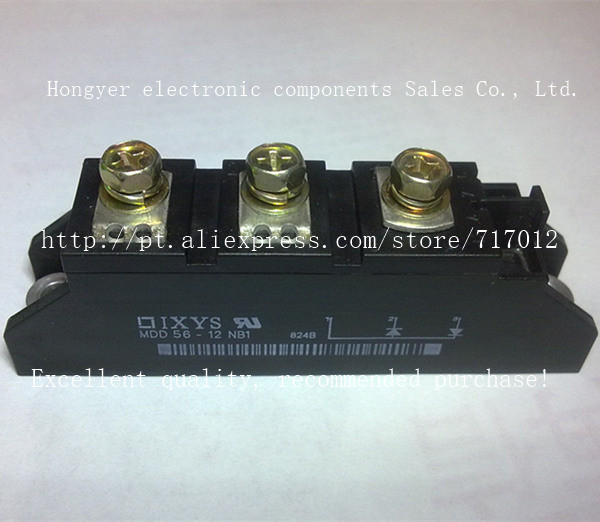 Free Shipping MDD56-14NB1 No New(Old components,Good quality) SCR Module ,Can directly buy or contact the seller<br>