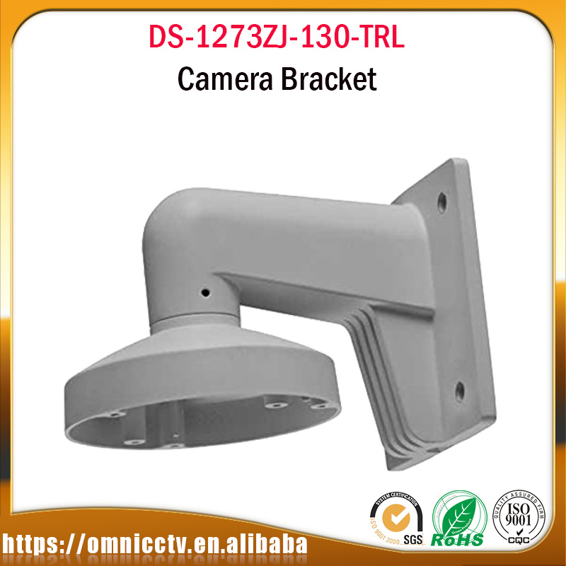 Free Shipping Wall Mount Bracket DS-1273ZJ-130-TRL Wall Mount Bracket for DS-2CD2312-I DS-2CD2332-I,DS-2CD2335-I DS-2CD3312-I <br>