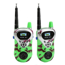 1 Pair Handheld Toy Walkie Talkie Children Educational Games Interactive Toys kids Cute Kids Radio Relogio Interphone Gift