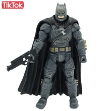 Batman v Superman Dawn of Justice Armored Batman Cartoon Toy Action Figure Model Gift(China)