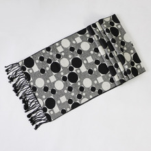 100% SILK VELVET WINTER SCARF For Men 30cmX170cm New Desigual UNISEX Scarf Winter Scarf China Silk Factory Wholesale Stock
