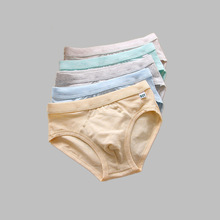 UONEOOSS Wholesale (10 pieces/lot) Children's Clothing 5-11 Years Boy's Panties Soft Kids Brief 090109(China)