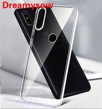 Xiaomi MI8 SE Redmi S2 5A Note5A 4Pro 6A silicone Phone Case Redmi 3X 4A 6 6A 6Pro Ultra Thin Soft transparent TPU Case