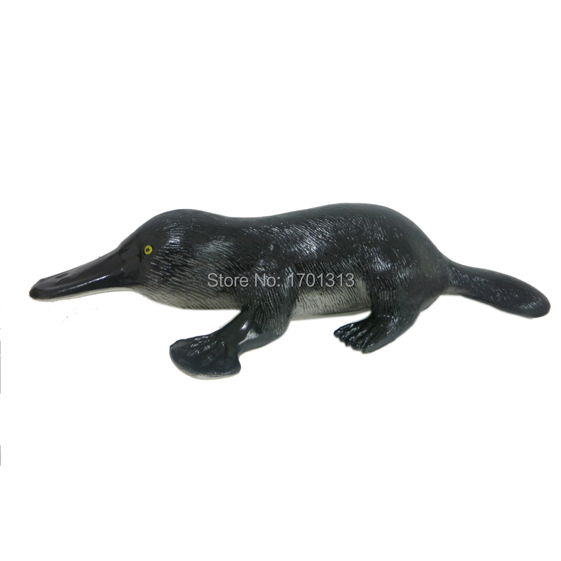 Platypus model Special decoration Family personalized decorative Figurines<br>