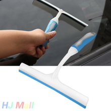 10inch Squeegee Rubber Shower Car Auto Glass Mirror Cleaner Cleaning Tool