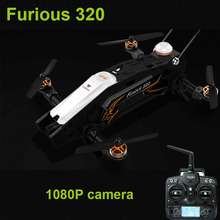 Original Walkera Furious 320 +DEVO 7 transmitter with 800TVL Camera OSD CFP Modular Design FPV Racer Quadcopter Drone (NO GPS )