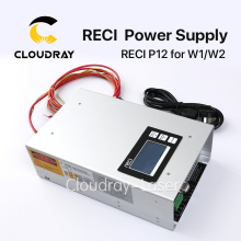 Original Intelligent RECI P12 CO2 Laser Power Supply 80W 90W 110V 220V  for RECI CO2 Laser Tube W1 S2 W2 Z2