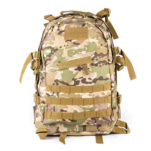 Military Camouflage Tactical Assault Backpack Molle 3 Day Airsoft Hunting Camping Survival  Hiking Climbing Pack Bags 35L
