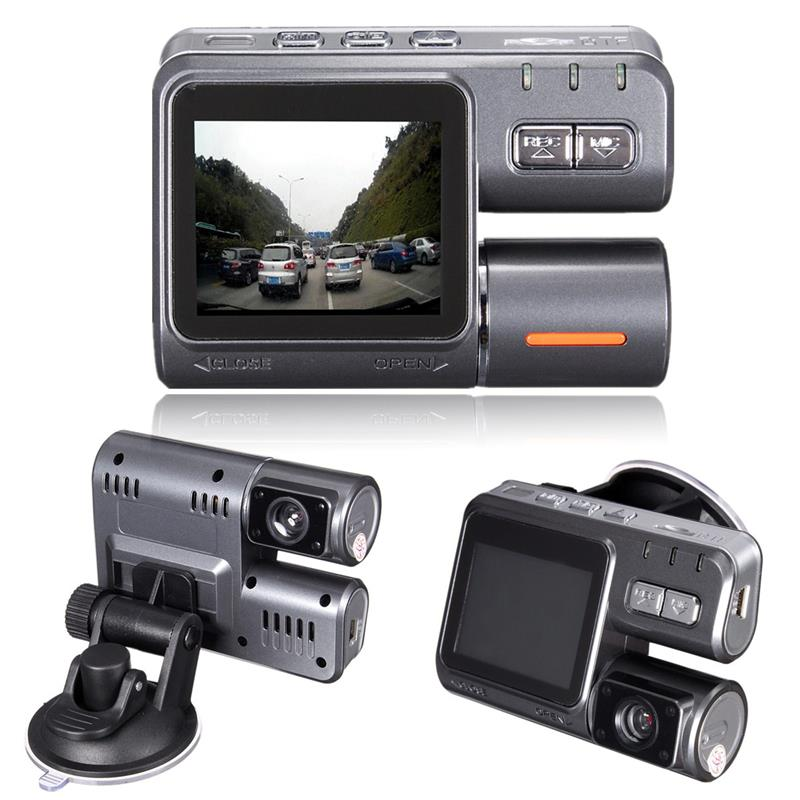 HD 1080P 2.0 Inch Car DVR Video Dash Camera Registrator With IR Night Vision DVR Video Recorder USB G-sensor 170 Degrees 1