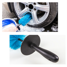 BU-Bauty Sword Shape Vehicle Washing Tools Car Tire Brush Car Rim Cleaning Brush Car Wheel Brush Car Wash Tool(China)