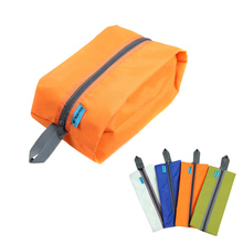 1Pc Unisex Waterproof Travel Tote Clothes Laundry Shoe Pouch Storage Bag Cosmetic Pouch Makeup Organizer