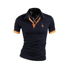 Summer Styles Big Size Brand Polo Men's Shirt Plus Size XXXL Short Sleeve Classic Solid Slim Tops