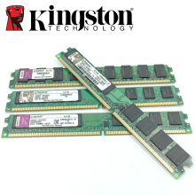 Kingston Desktop PC Geheugen RAM Memoria Module 800 DDR2 PC2 6400 2 gb 4 gb (2 stks * 2 gb) compatibel DDR2 800 mhz/667 mhz 1 gb DDR 2 800(China)