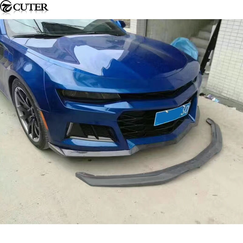 Rear Bumper Lip Diffuser Compatible With 2016-2020 Camaro Matte Black Rear Bumper Lower Body Protection Avoid Against Collision by IKON MOTORSPORTS 2017 2018 2019