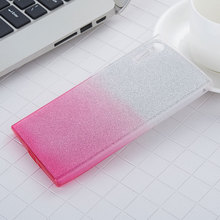 Buy Luxury Gradient Glitter Case Sony Xperia XZ2 XZ1 Compact XA2 XA1 XA Ultra XA1 Plus XZ X Premium Fundas Soft Phone Cover Case for $1.48 in AliExpress store