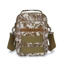 Fashion Cross body Bag Military Tactics Bag ACU CP Camouflage Army Black Men Bag Travel Duffel Messenger Bag for Men(China)