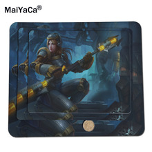 Careful Lux in League of Legends Heroes Union Game Mouse Pad Animation super mouse pad mattress mattress custom 250mmX290mmX2mm(China)