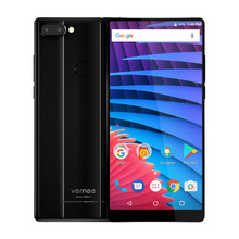 6Inch Vernee Mix 2 4G LTE Mobile Phone 6GB RAM 64G ROM Octa core Android 7.0 Dual Back Camera fingerprint Unlocked Smartphone(China)