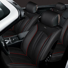 Buy 3D Styling Car Seat Cover Honda Accord Civic CRV Crosstour Fit City HRV Vezel,High-fiber Leather,Car pad,auto seat cushions for $259.99 in AliExpress store