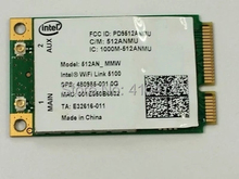 SSEA For Intel WIFI Link 5100 AGN 512AN_MMW half MINI PCI-E 2.4/5.0GHz Wlan Wireless card For HP PSP 480985-001