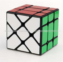 YongJun Magic Puzzle Cube 3x3x3 Square King Fisher Magic Cube Toy Durable FreeShipping KTK 70516441