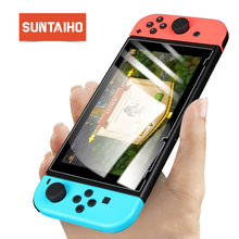 Suntaiho 9H Protective Film Tempered Glass Nintend Switch Screen Protector Cover Nintendo Switch NS HD Glass film