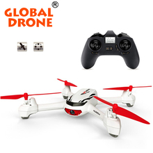 Global Drone RC Helicopter Drone GPS Auto Return Altitude Mode 2.4G 4CH 6-Axis Gyro RTF RC Quadcopter with 720P HD Camera