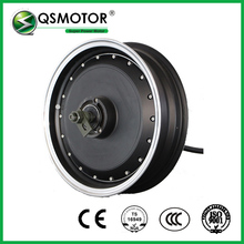13inch 8000W 273 50H V3 72V 10kW 10000W 20kW Peak Brushless DC Electric Scooter Wheel Hub Motor