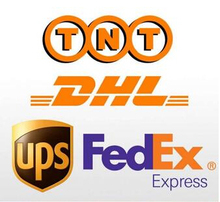 shipping cost for DHL,FEDEX,UPS ,TNT