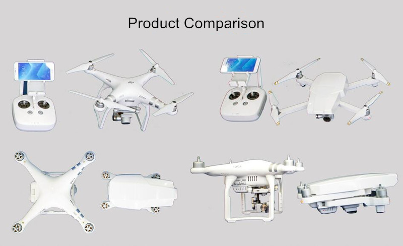 DJI Phantom 3 DIY Modified Kit To DJI Mavic Pro For DJI Phantom 3A/3P/3SE/4K/3S Version RC Quadcopter FPV Selfie Drone