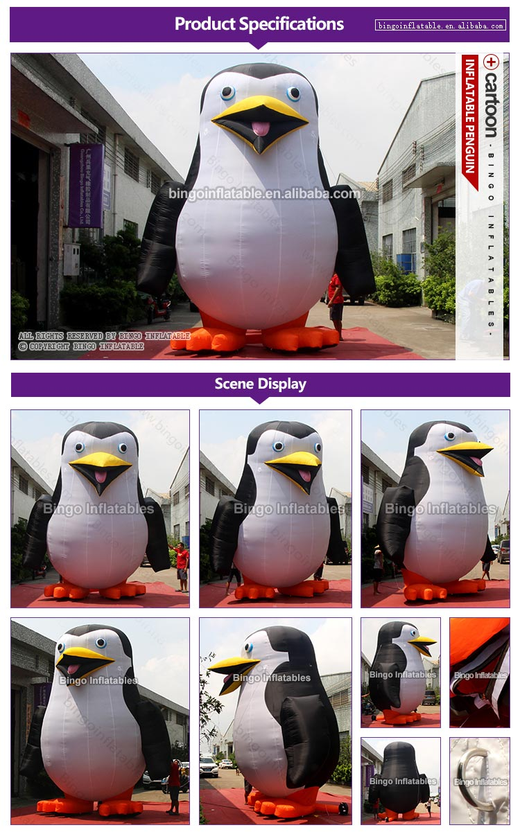 BG-C0079-Inflatable-penguin